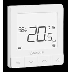 Quantum regulator temperature